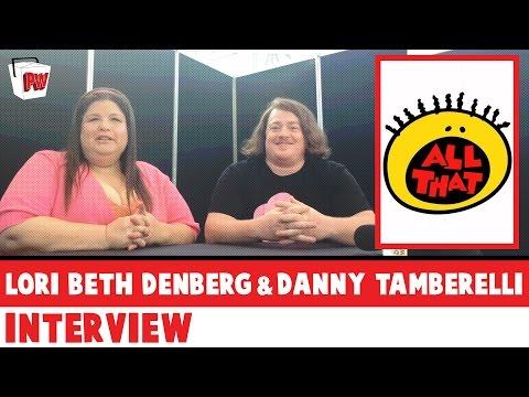 ALL THAT: Lori Beth Denberg & Danny Tamberelli   NYCC 2015