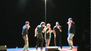Acappella-Swing Down Chariot