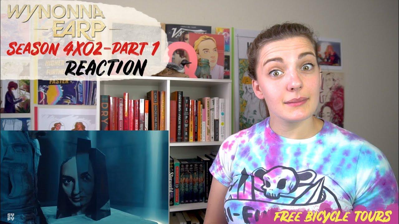 "Download Wynonna Earp Season 4 Episode 2 ""Friends in Low Places"" REACTION Part 1"