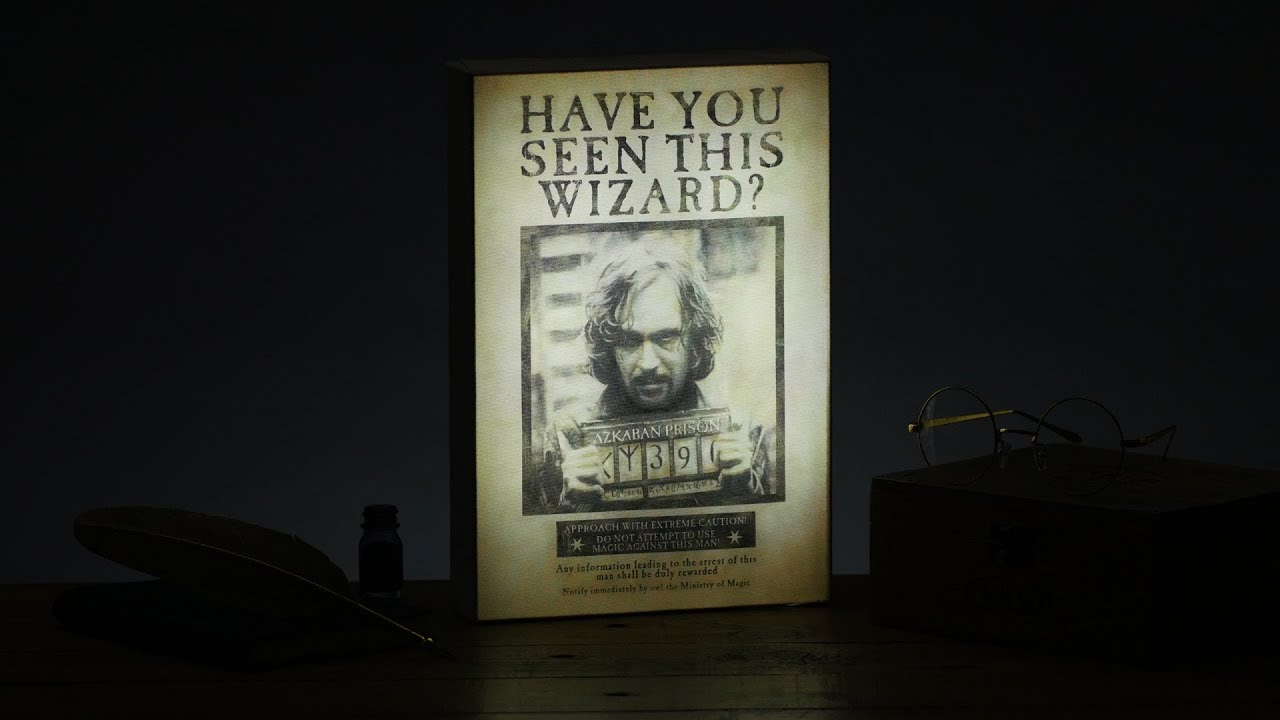 when was sirius black arrested