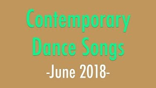 Here are six songs that i recommend to you! please subscribe so you don't miss my monthly videos.
