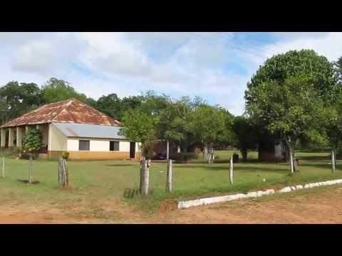 Nueva Germania Paraguay 2012