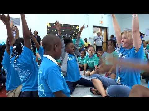 Mary Ford Elementary School Community Celebration