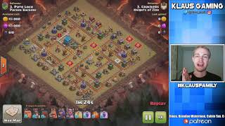 10v12 THREE STAR!  Clash of Clans PERFECT WAR