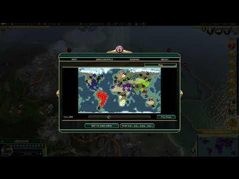 Sid Meier's Civilization V - Long game |
