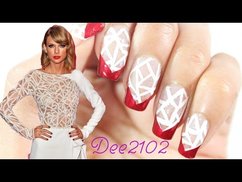 Taylor Swift Inspired Nails | Dee2102