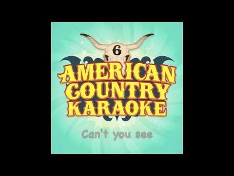 What Do You Want - Karaoke in the style of Jerrod Niemann