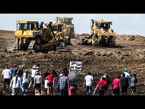 As Long As No One Gives Up Hope, The Dakota Access Pipeline Can Be Defeated