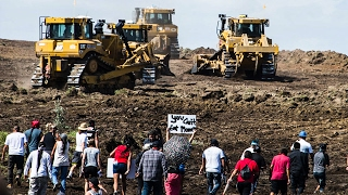 As Long As No One Gives Up Hope, The Dakota Access Pipeline Can Be Defeated - The Ring Of Fire