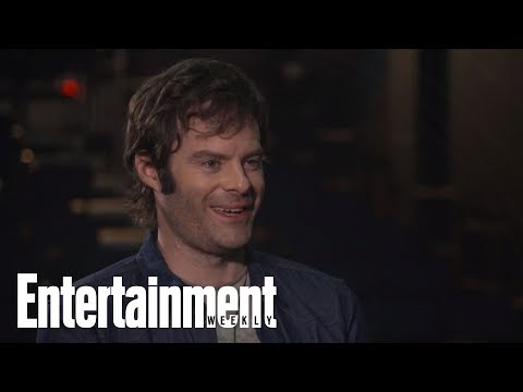 Bill Hader On His First On-Screen Breakdown Scene: I Was Like, Oh No! | Entertainment Weekly