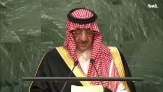 الأمير محمد بن نايف: على الحل السوري أن يحمي وحدة أراضيها
