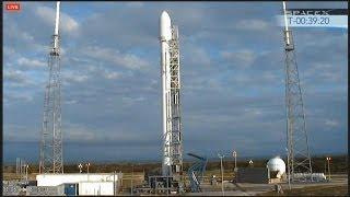 SpaceX Webcast - Thaicom 6 Falcon 9 Launch Success! January 6, 2014