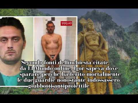 Igor Arrestato, Il 'russo' Era In Spagna. Madrid Verso Sospensione Dell'estradizione In Italia