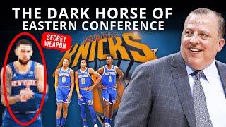 The Knicks' SECRET Plan in 2021