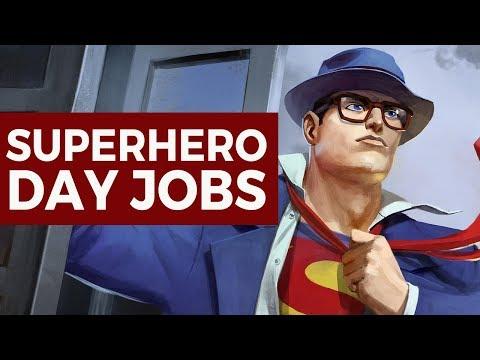 Superhero Day Jobs | The Elseworlds Exchange Podcast