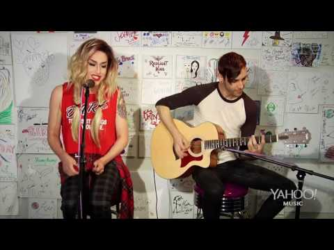 Adore Delano - Party (Yahoo! Music Sessions)