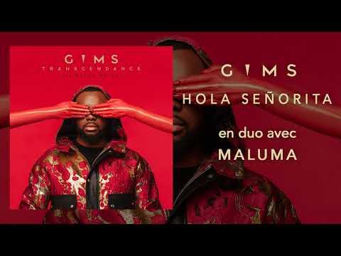 GIMS – Hola Señorita en duo avec Maluma (Audio Officiel)
