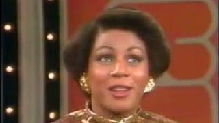 MINNIE RIPERTON Interview on Mike Douglas Show 1977
