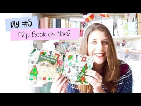 🎅🏻 DIY #5 - Flip Book de Noël