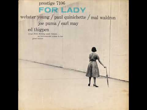 Webster Young –  For Lady   ( Full Album )