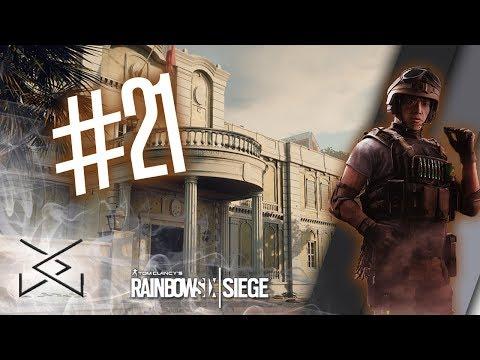 Lesion als neuer Main?! | #21 Rainbow Six: Siege [Deutsch / Ranked]