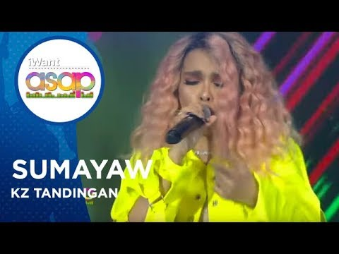 KZ Tandingan - Sumayaw | iWant ASAP Highlights