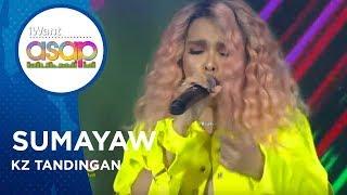 KZ - Sumayaw Ka | iWant ASAP Highlights