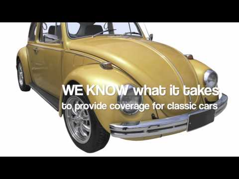 Newman Crane Insurance - Classic Car Insurance