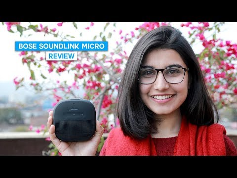 BOSE Soundlink Micro Review: The Best Portable Bluetooth Speaker?