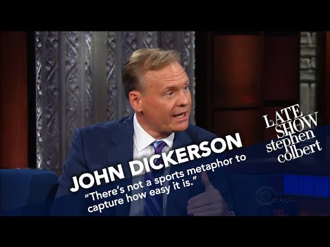 John Dickerson: A President's Job Is To Lift Americans Up