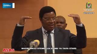 Taifa stars wabebesha mzigo, Kwa kauli hii ya Mjaliwa amewapa kazi ya kufanya