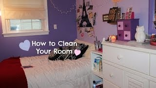 How to Clean Your Room! Thumbnail