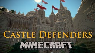 Play!!! Castle Defenders Minecraft Map Thumbnail
