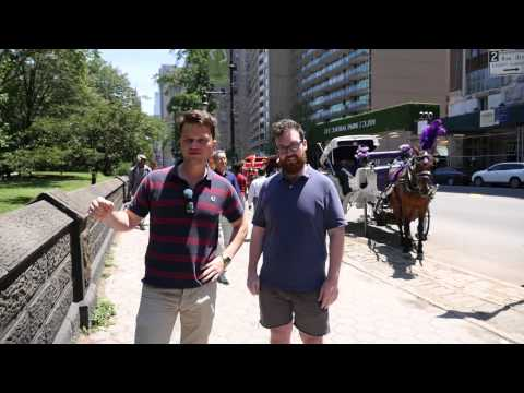 Kevin and Jimmy's Guide to New York City: Columbus Circle