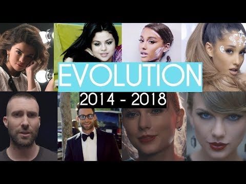 The Evolution Of Music Mashup [2014-2018] (+500 SONGS)
