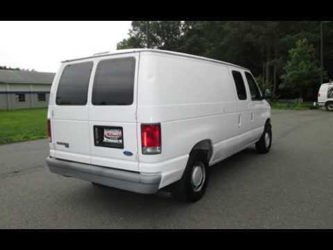 1997 ford e series van e 150 cargo van for sale in east windsor nj youtube. Black Bedroom Furniture Sets. Home Design Ideas