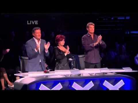 Bárbara Padilla - Time To Say Goodbye - America's Got Talent (NBC)