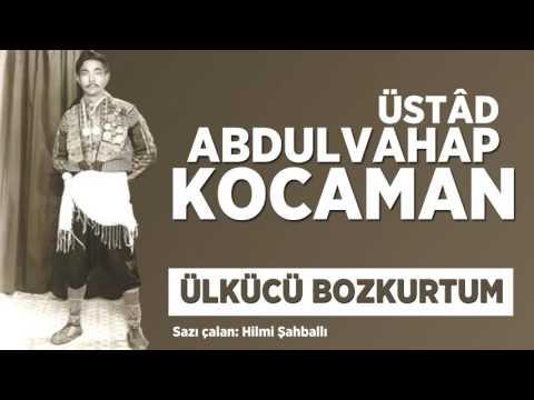 Üstâd Abdulvahap Kocaman | Ben Ülkücü Bozkurtum [� Official Audio]