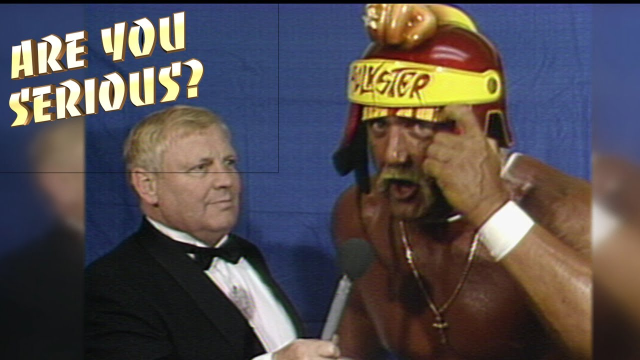 Are You Serious? - What's on Hogan's mind? - Episode 42