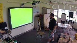 Installing a Promethean ActivBoard in 80 seconds(, 2013-08-31T03:32:18.000Z)