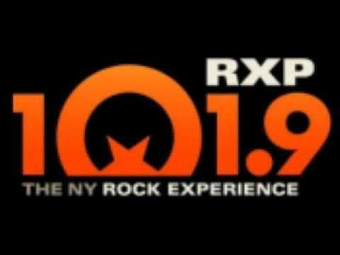 Audio clip of WRXP ending