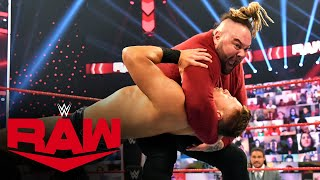 Bray Wyatt vs. The Miz: Raw, Nov. 16, 2020
