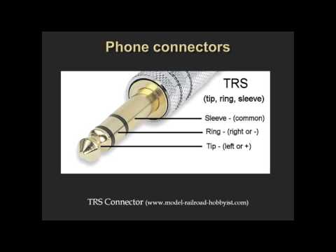 Pro Audio Cables And Connectors - An Overview