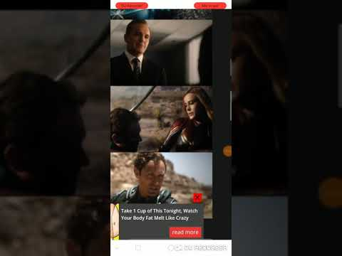 How To Download Captain Marvel Full HD Print Hindi + English 720p & 480p Download