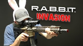 Rabbit Invasion at Ballahack Airsoft