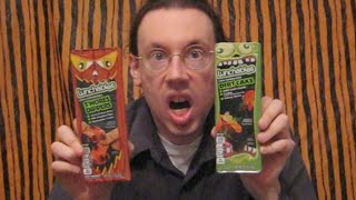 Halloween Lunchables 2014 Review - Dirt Cake And S'mores Dippers