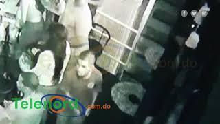 Captan robo de un celular en centro de diversión SFM