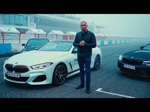 Тийзър В търсене на ултимативната кола епизод 5 BMW 850i срещу M5 Competition