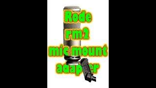 Rode Condenser Mic Adapter