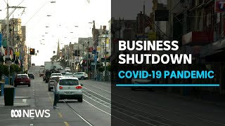 Coronavirus shutdowns for Melbourne businesses as Victoria battles to stop the spread | ABC News